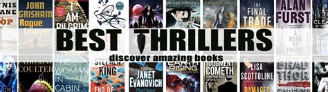 best thriller best thriller books mystery thriller book reviews
