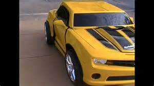 Costumes For Halloween The Most Amazing Bumblebee Transformer Costume 2012 Youtube