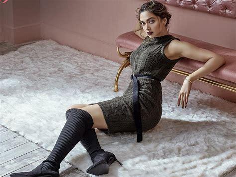 Pictures: Deepika Padukone welcomes winter in style   Business Recorder
