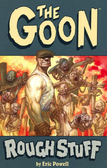 The Goon Volume 1 Nothin But Misery 2nd Edition the goon comics comic vine