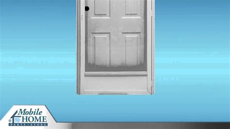 Exterior Doors Mobile Homes Kinro Steel Combination Exterior Door Features Mobile Home Parts Store