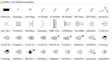bauplan zeichnen grundriss zeichnen steckdose speyeder net verschiedene
