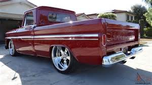custom 1965 chevy bed fleet side