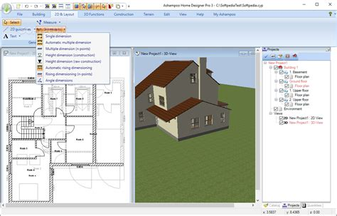 Home Design Software Professional Ashoo Home Designer Pro 3 Free F4f