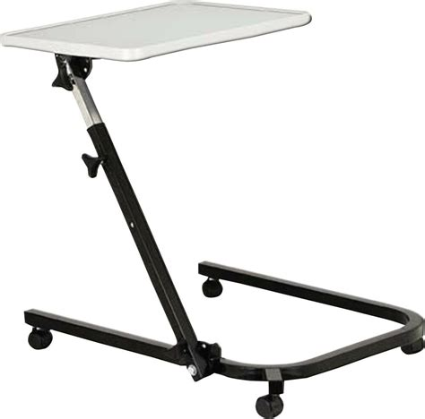 drive pivot and tilt adjustable overbed table tray 13000 new ebay
