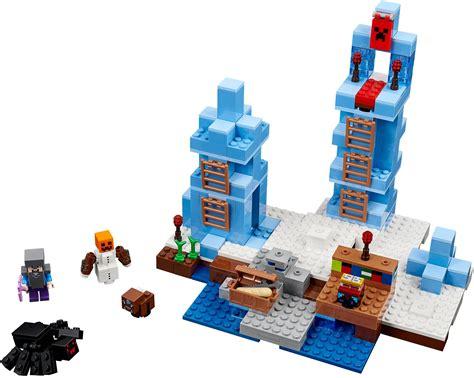 Lego Minecraft Cube World 1 minecraft 2017 brickset lego set guide and database