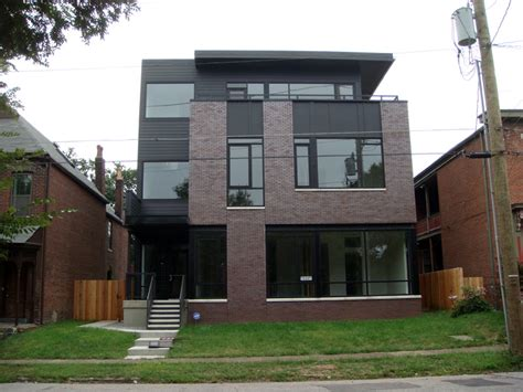 3 Story Building Franklin House Brings Modern Architecture To Butchertown