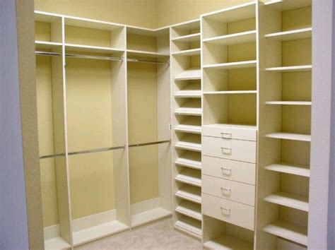 Shelving Units For Small Closets by Corner Closet Organizer Basement