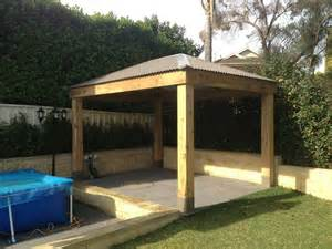 Gazebo Sydney Buy Customised Gazebos Aarons Outdoor Living