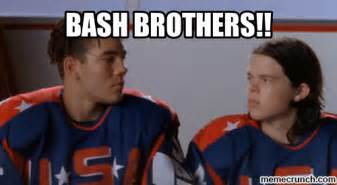 Mighty Ducks Meme - bash brothers meme related keywords bash brothers meme