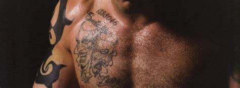 tom hardy tribal tattoo tom hardy union chest models picture
