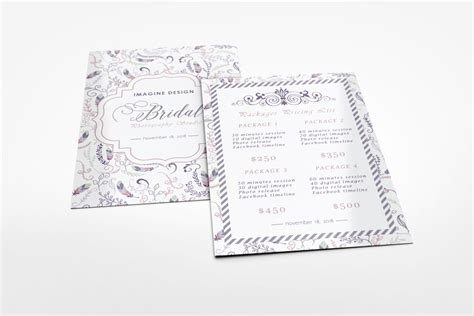 certificate design mockup photography gift certificate mockup graphicriver