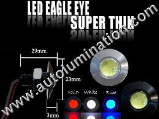 Lu Led Hinomaru 3 Watt high powered leds components autolumination