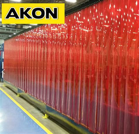 welding strip curtains welding strip curtain akon curtain and dividers