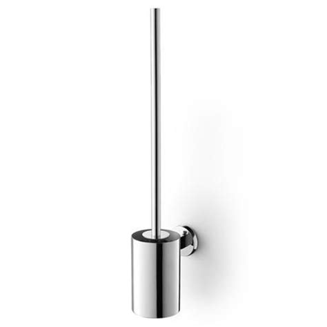 Zack Plumbing by Zack Scala Wall Mounted Stainless Steel Toilet Brush And