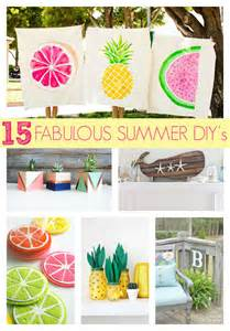 15 fabulous summer diy projects pretty my party