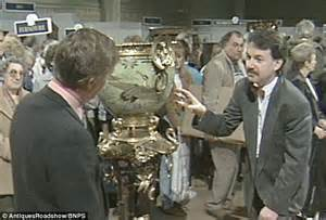 antiques roadshows most valuable find ever rhino cups may set antiques roadshow say mystery item is most expensive in