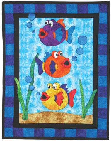 Patchwork Fish Pattern - fish quilt search quilts and blocks