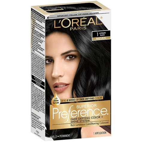 brown black hair color hair dye kmart