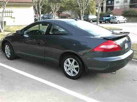2004 Honda Accord 2 Door by Find Used 2004 Honda Accord Ex Coupe 2 Door 3 0l In Plano