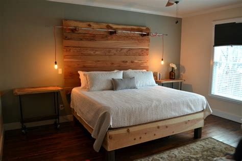 industrial bedroom furniture rustic industrial bedroom