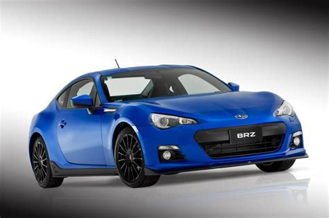 sport subaru brz subaru brz sti sports pack now on sale in australia