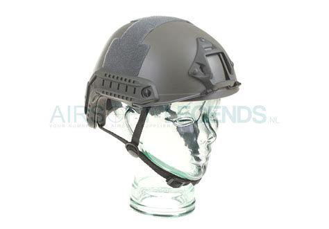 Helm Tactical Emerson Gear Fast Helmet Mh Type Airsoft Em8812 emerson fast helmet mh type eco version od airsoft legends