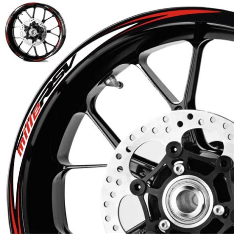 Felgenrandaufkleber Wheelskinzz by Motorradaufkleber Bikedekore Wheelskinzz