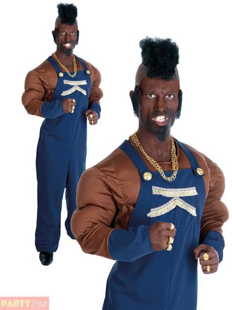 80s costumes for mens 80s wrestler team a costume fancy dress