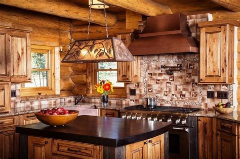rustic kitchen decor 20 beautiful rustic kitchen designs