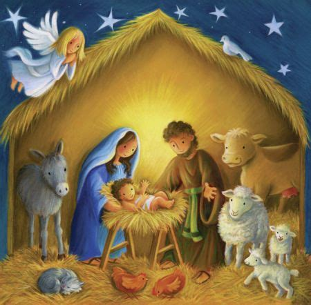 388 best painted nativity images on pinterest birth