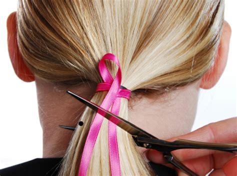 hair donation organizations donate a hair help cancer patients gain back their self