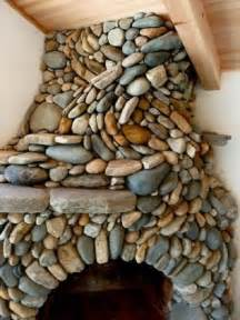 fireplace river rock river rock fireplace nifty homestead