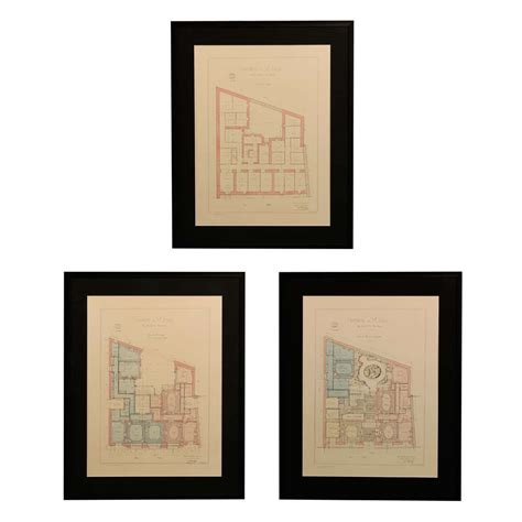 architectural drawings for sale french architectural drawings for sale at 1stdibs
