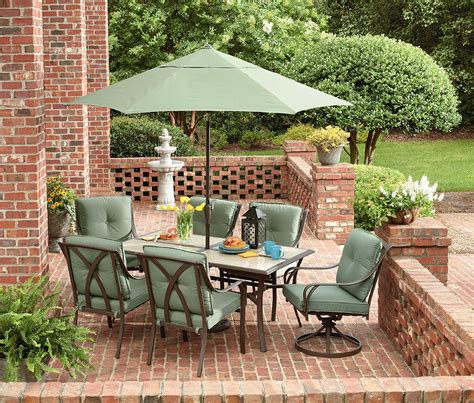 Grand Harbor Anderson Tile Dining Table *Limited