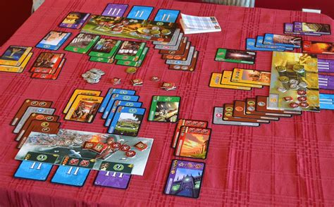 7 Wonders Board Ready New the board family 7 wonders to play just once the board family