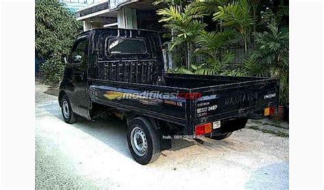 Daihatsu Grand Max Up 1 5 daihatsu grand max 1 5 up 2012 warna hitam