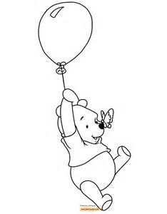 winnie the pooh printable coloring pages 3 disney