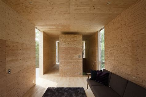 Plywood Interior Wall Finish by Various Wood Finishes Populate Uniquely Japanese