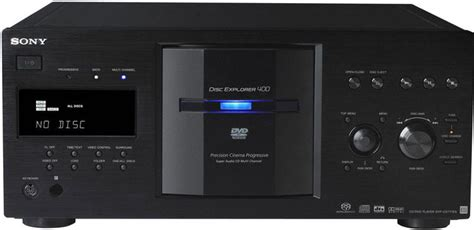 Dvdr Sony sony dvp cx777es 400 disc changer region free for pal and