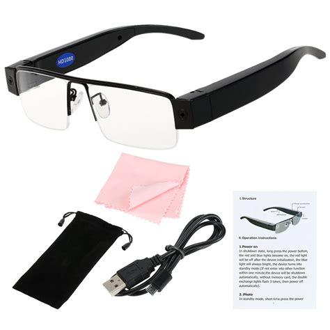 Promo Jual Spycam Mini Dv 5 Mp 5mp megapixels fhd 1080p mini pinhole eyewear sales