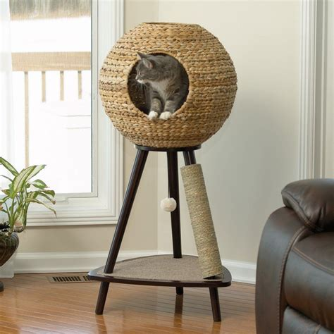 minimalist cat tree best cat tree without carpet ideas cat tree cat furniture and beautiful cats