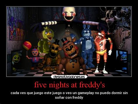 imagenes graciosas five nights at freddy s five nights at freddy s desmotivaciones