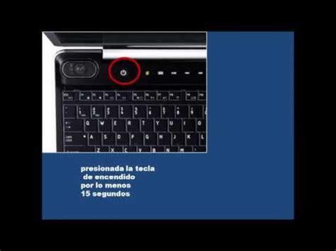 el teclado no funciona o windos no inicia para laptops