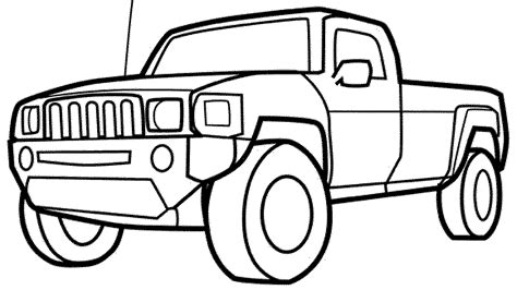 coloring pages cars and trucks for free cars and trucks coloring pages bestappsforkids com