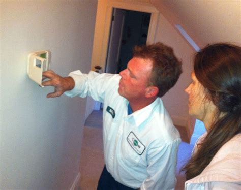 better comfort systems helping a residential customer program a thermostat yelp