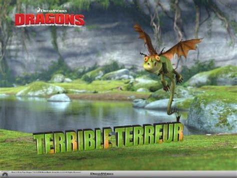 dragon terreur terrible vid 233 le guide des dragons elbakin net