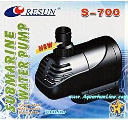 Pompa Aquarium 10 Watt resun s 700 pompa portata 700 l h prevalenza 90cm consumo