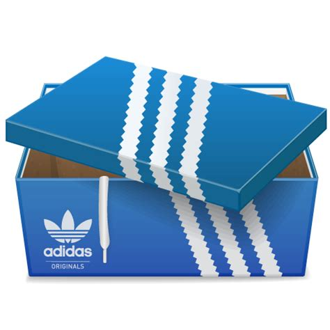Adidas Sport White Box Paper Bag custom shoe boxes bulk discount shoe packaging box uk