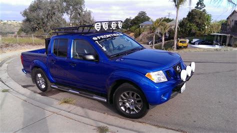 nissan frontier roof lights frontier led light bar autos post